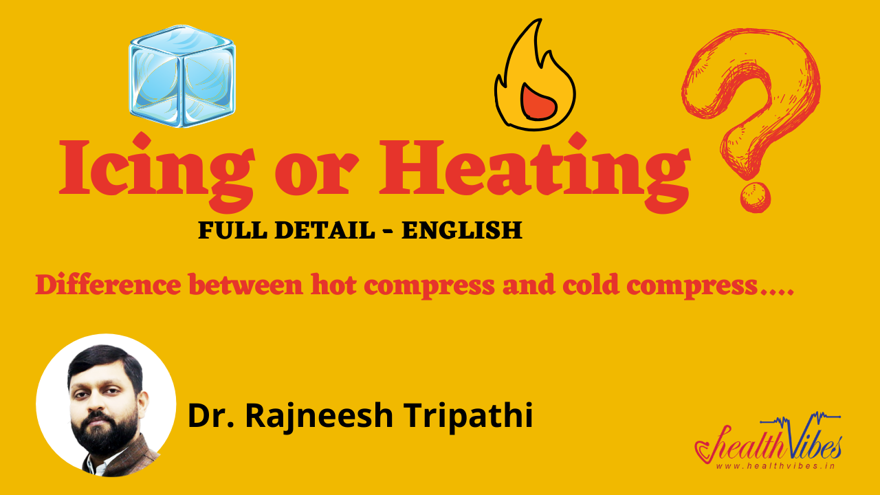 Which method is best for Treating Pain With Hot and Cold Therapy?